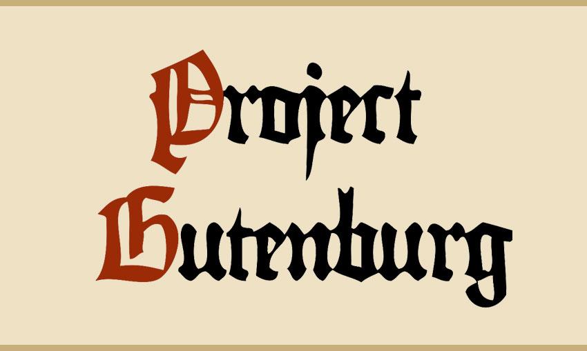 projectgutenburg